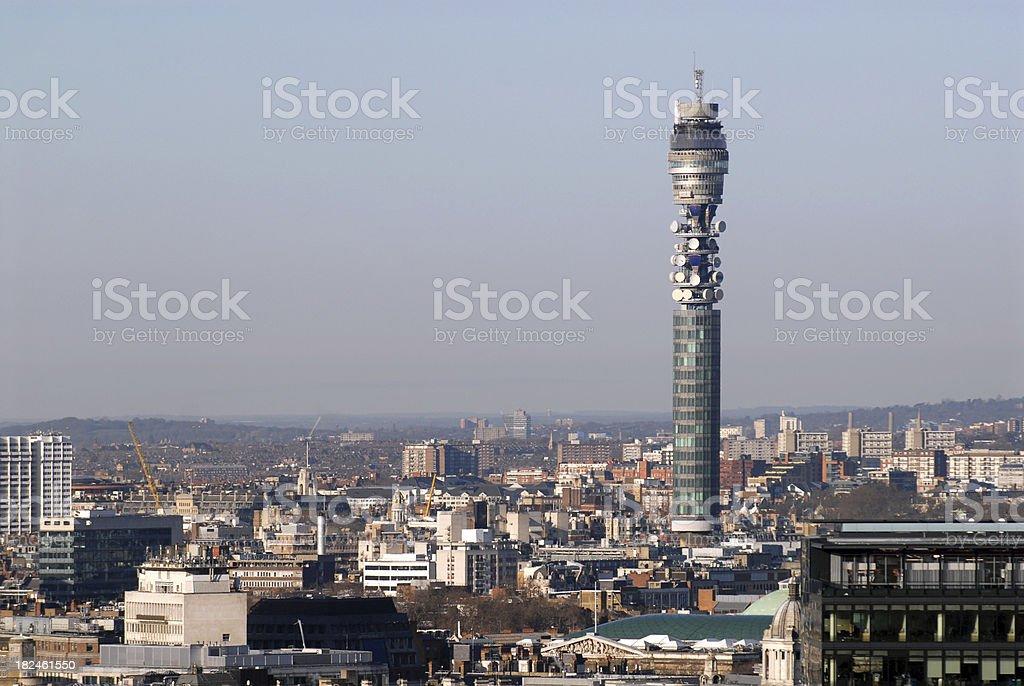 communication  tower. stock photo