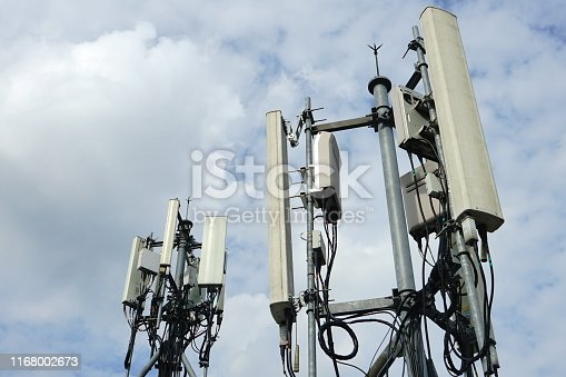 4G, Antenna - Aerial, Bandwidth, Broadcasting, Business Finance and Industry