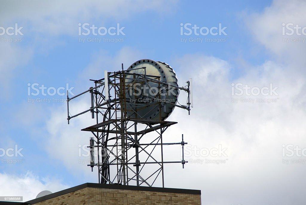 Communications Equipment royalty-free stock photo