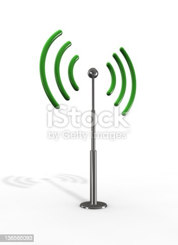 istock Communications Tower 136565093