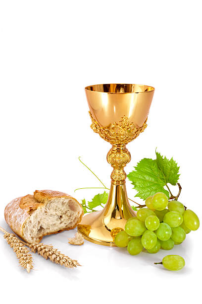 communion composition - communion stock photos and pictures