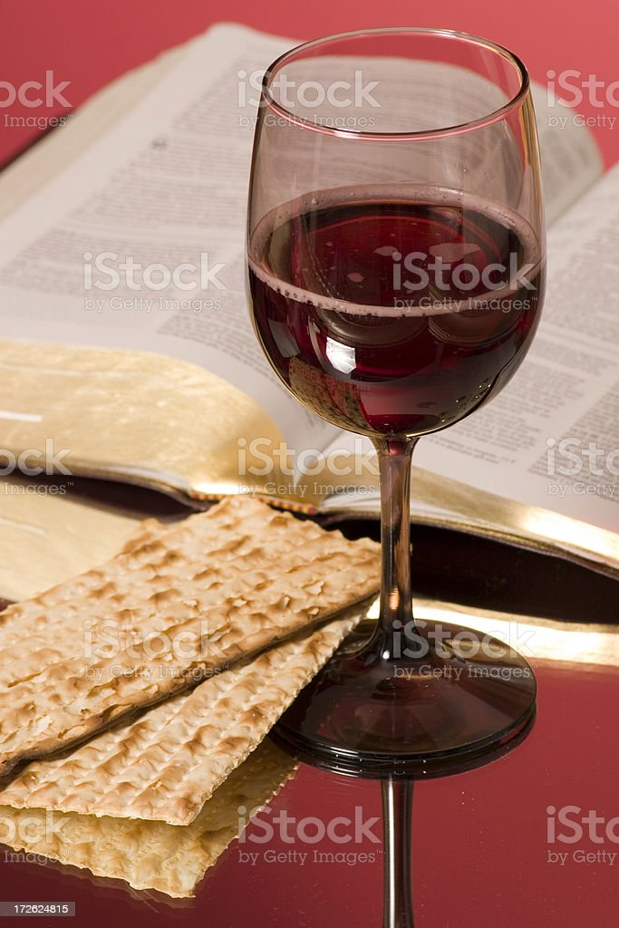 Communion royalty-free stock photo