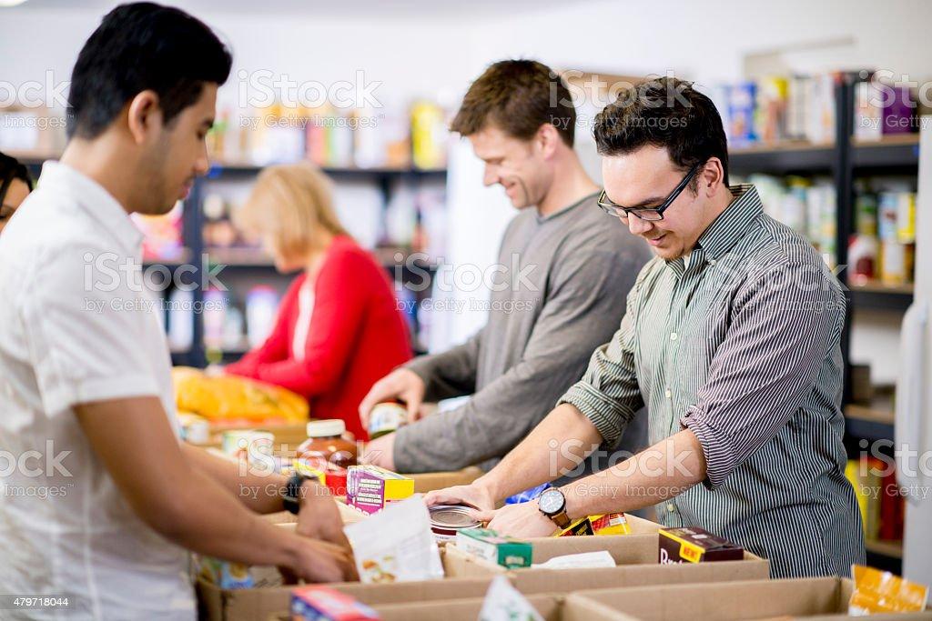 Community Service stock photo