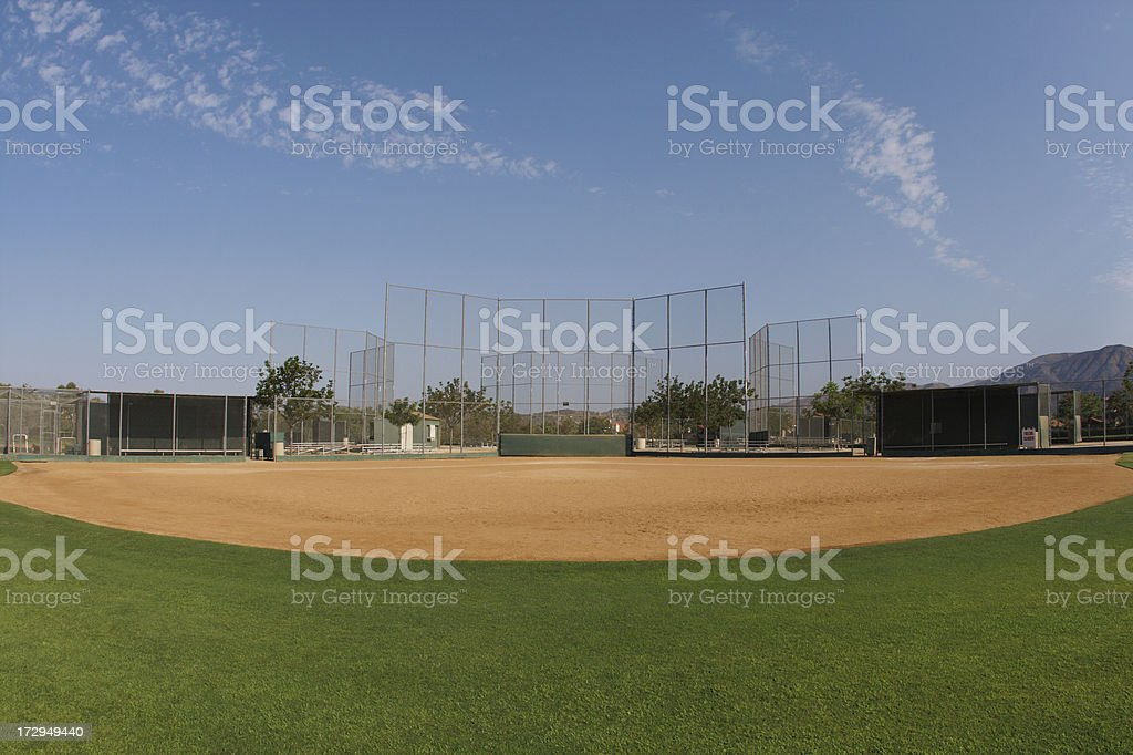 Community sports fourplex royalty-free stock photo