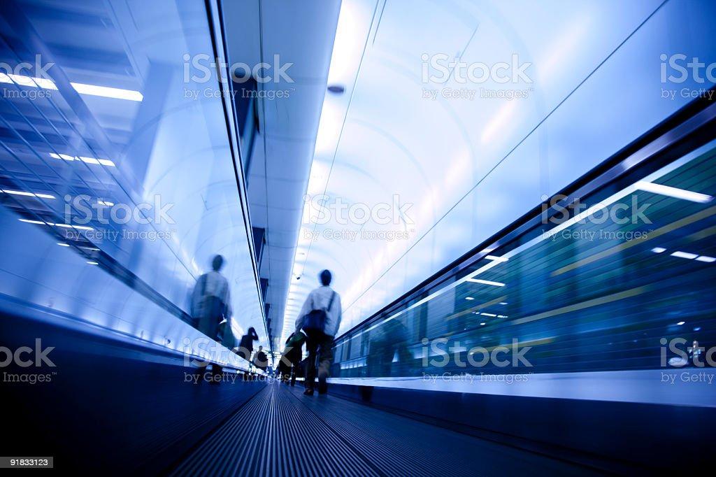 commuter station rush tokyo japan royalty-free stock photo