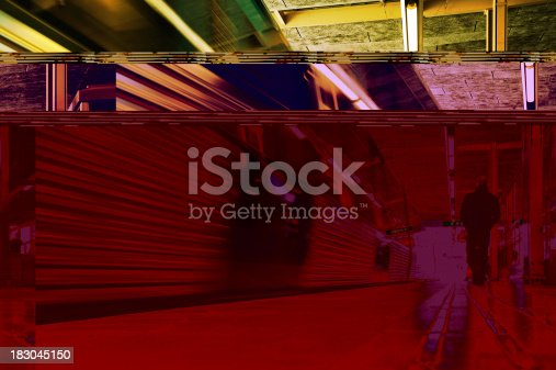 172864410istockphoto Commuter train station platform 183045150