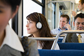 istock Commuters on train 534428889