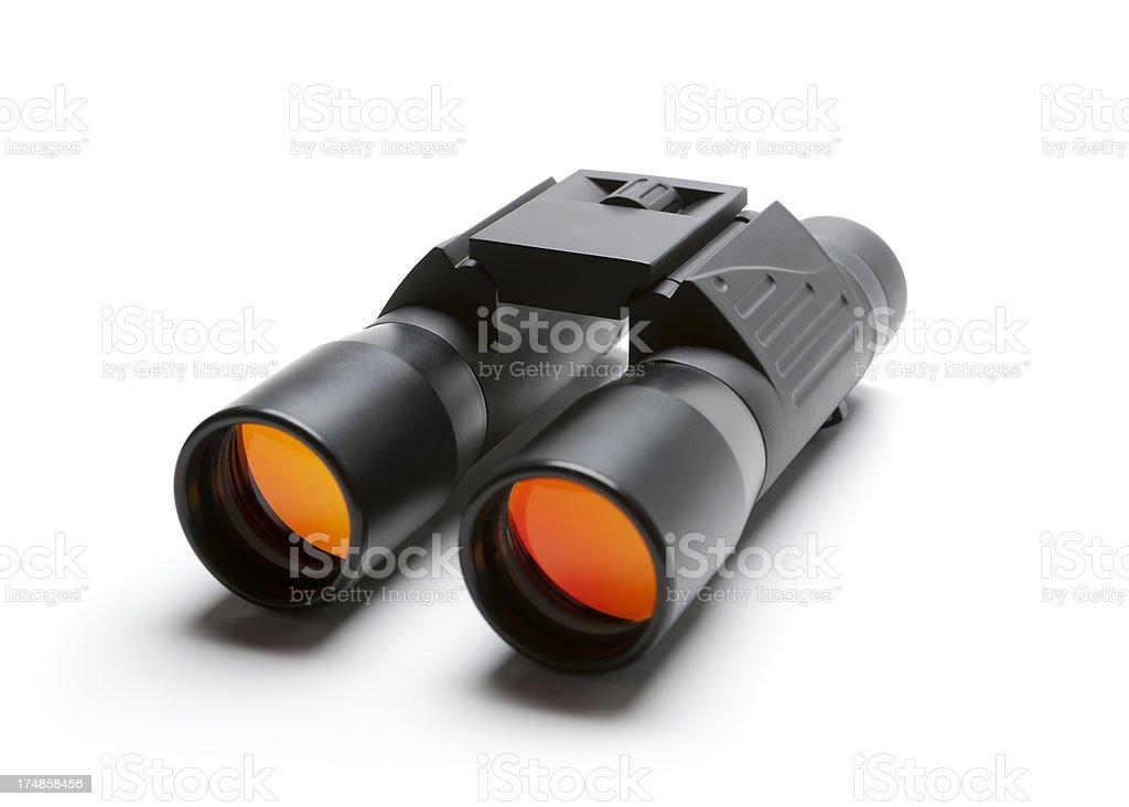 Compact Binoculars stock photo