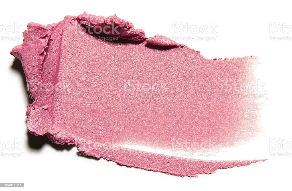 Compact cream royalty-free stock photo