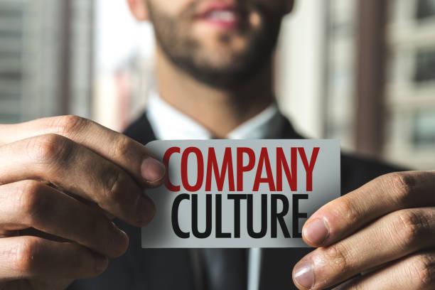 Company Culture stock photo