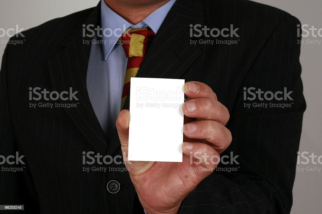 Company Name royalty-free stock photo