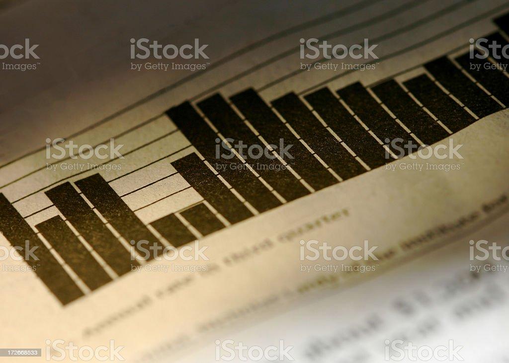 Company Profits stock photo