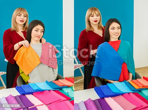 672064598istockphoto comparison portrait of woman 675536396