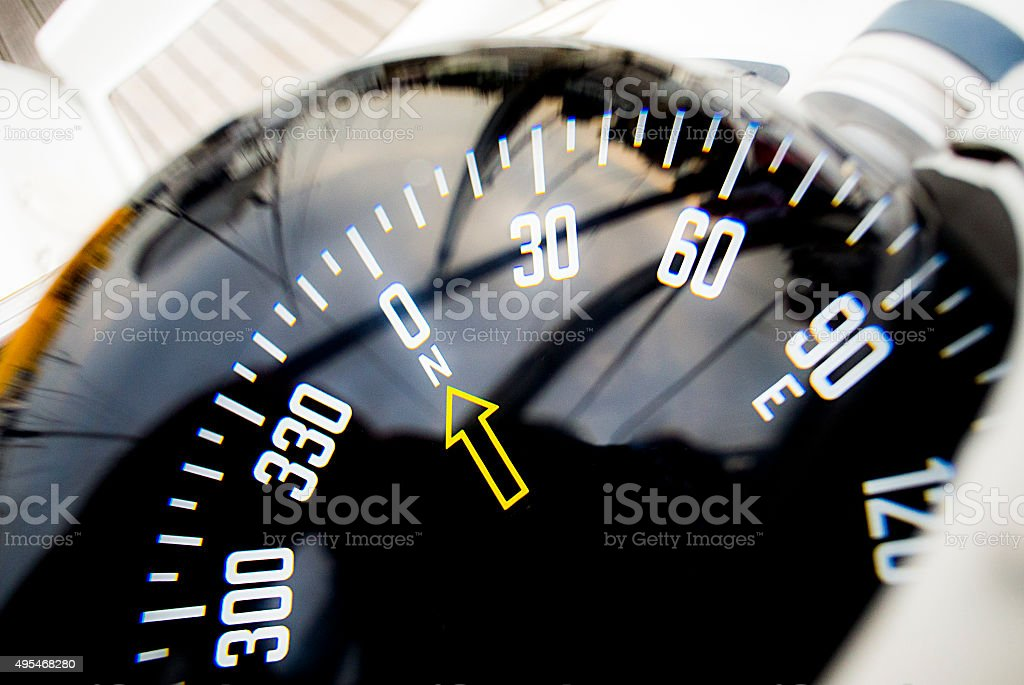Compass 2 royalty-free stock photo