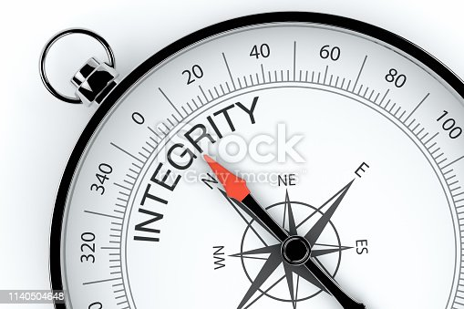 Compass, Arrow, Integrity, Business
