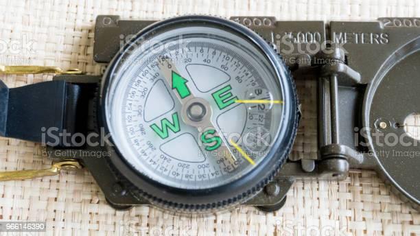 Compass Navigation Guide For Travel — стоковые фотографии и другие картинки Антиквариат