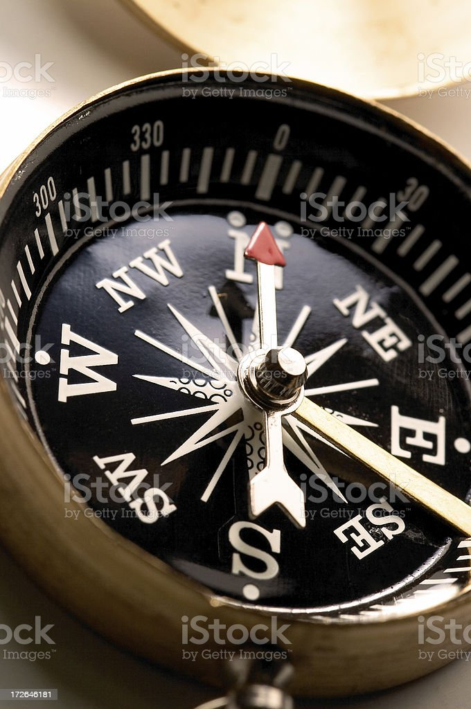 Compass, Navigation royalty-free stock photo