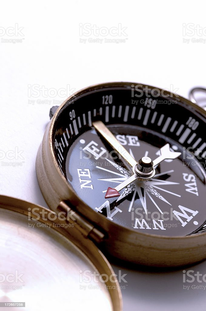 Compass Navigation royalty-free stock photo