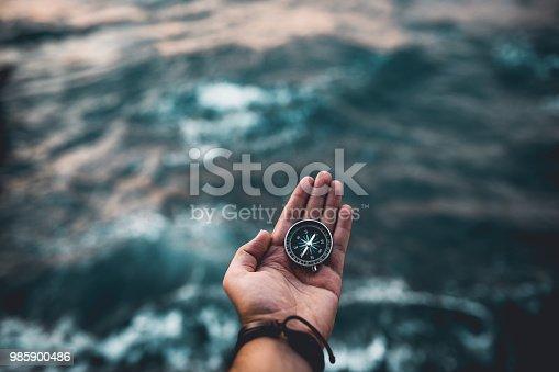 Compass, navigational compass, travel compass, lost compass,