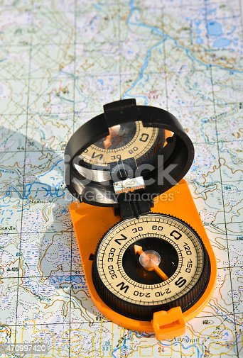 97623256istockphoto compass on the map. 470997420