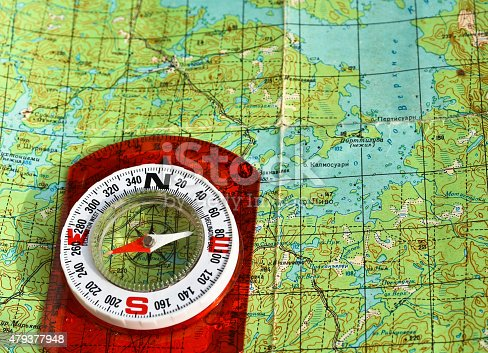 97623256istockphoto compass on the map. 479377948