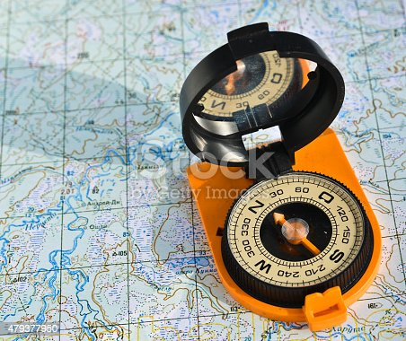 97623256istockphoto compass on the map. 479377950