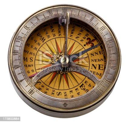 istock Compass 173800884