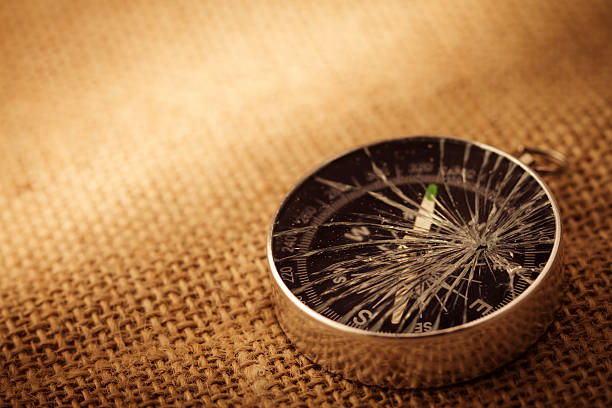 Best Broken Compass Stock Photos, Pictures & Royalty-Free