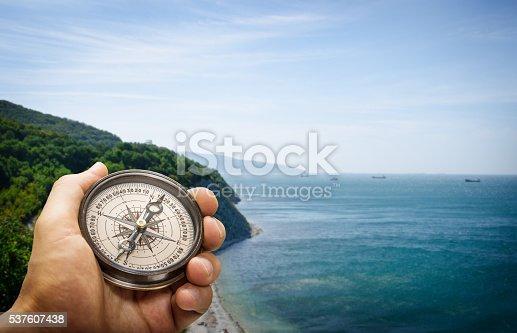 istock Compass 537607438