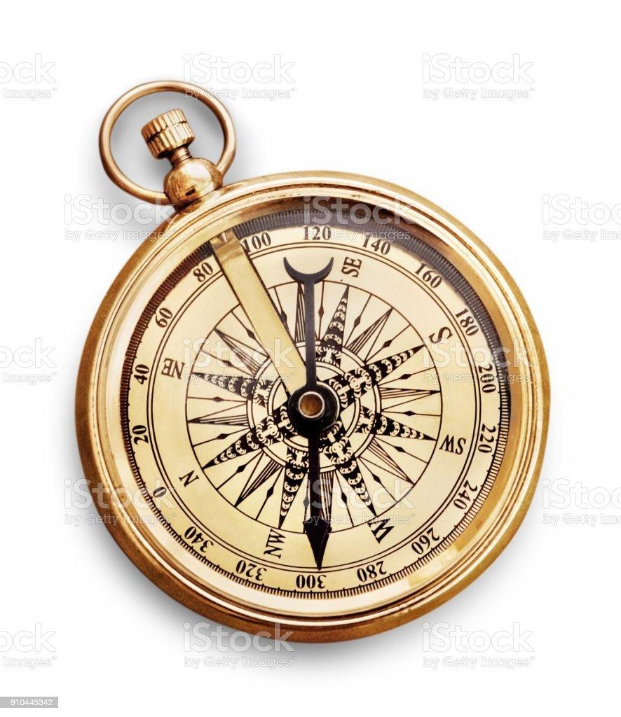 Compass. - Photo