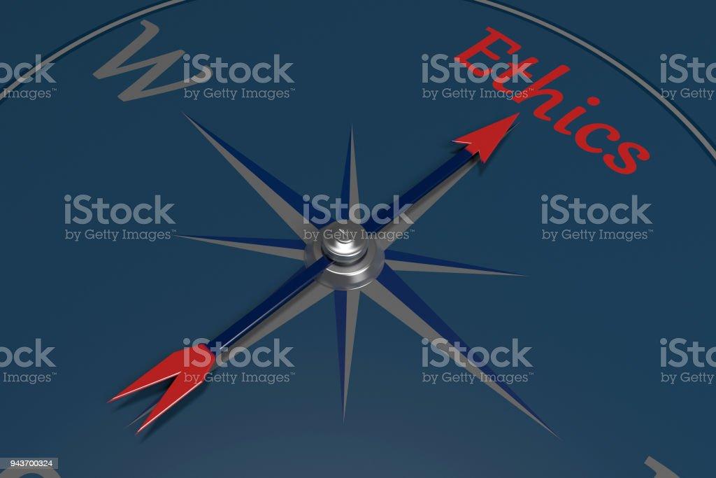 Compass - foto de acervo