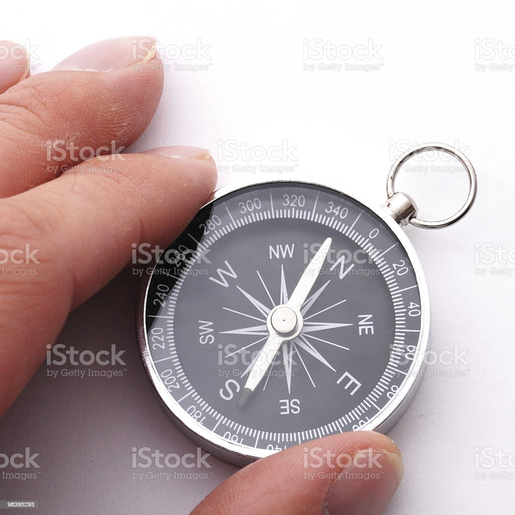 compass - Royalty-free Business Stock Photo