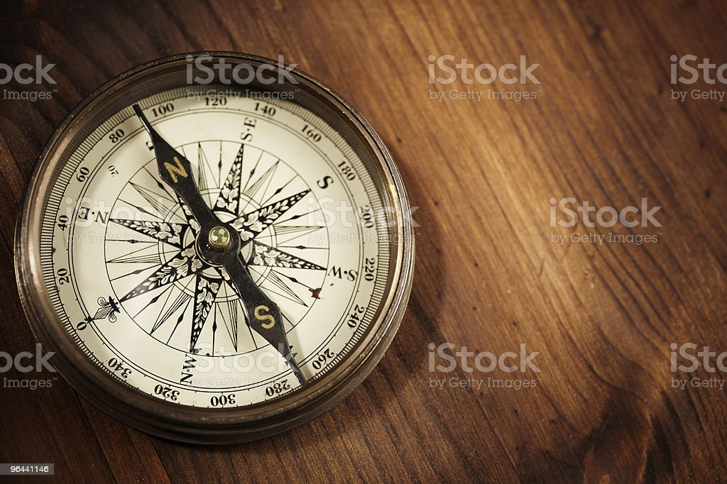compass - Foto de stock de Amarelo royalty-free