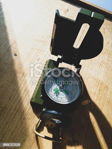 870218154 istock photo Compass 986032538