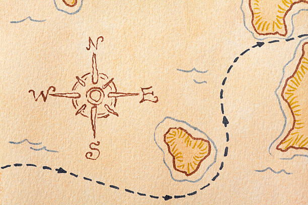 Royalty Free Treasure Map Pictures, Images and Stock ...
