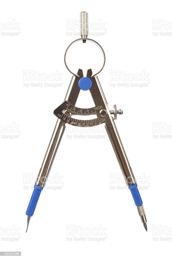 Compasses stock photo