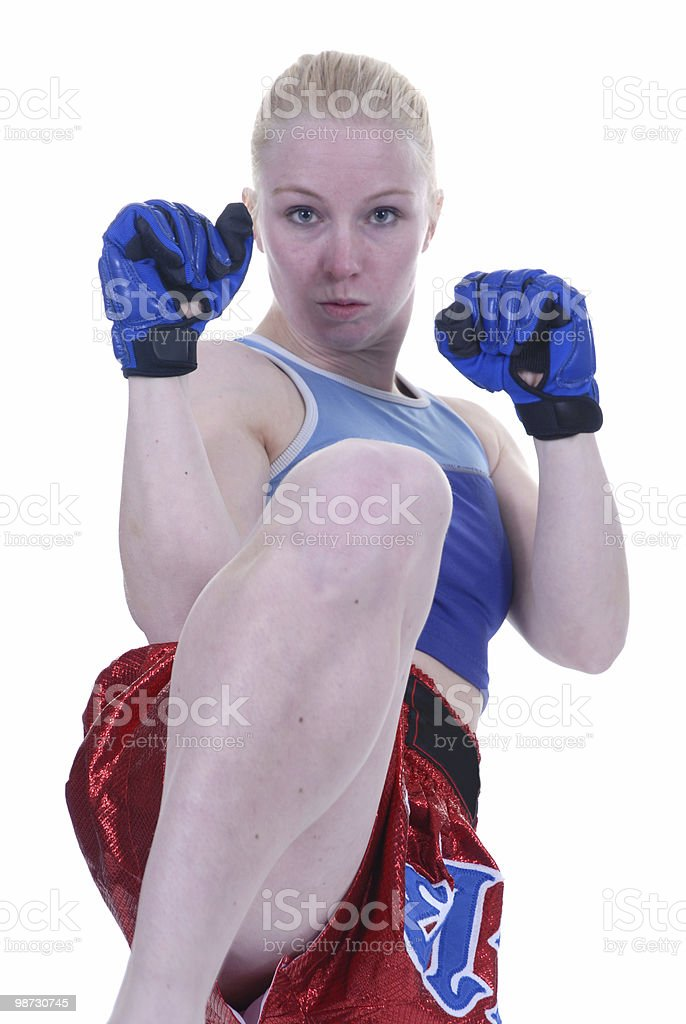 Competitive sport royalty-free stock photo