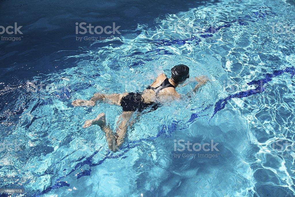 Wettbewerbsfähige Schwimmer – Foto