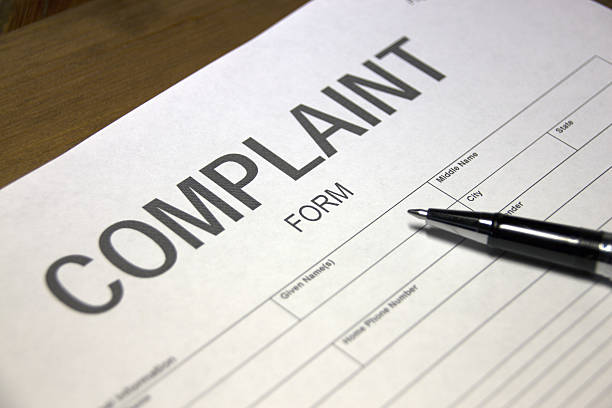 complaint document - contributor stock pictures, royalty-free photos & images