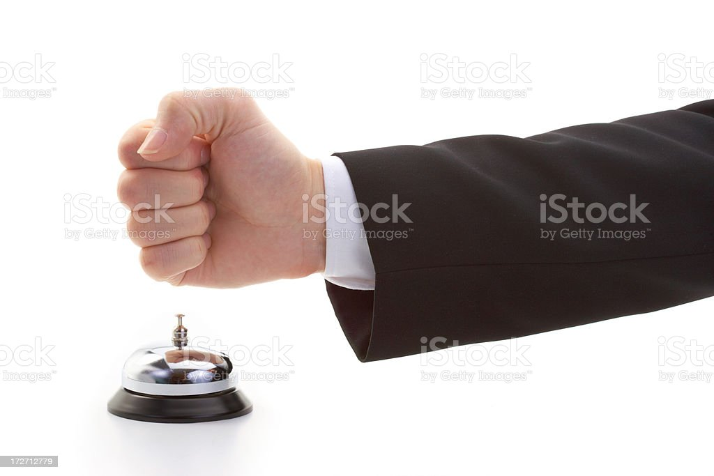 complaint royalty-free stock photo