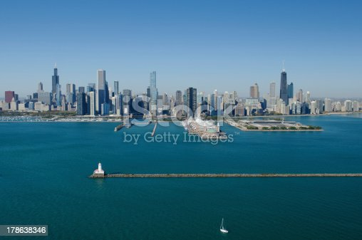 852738732istockphoto Complete Chicago Aerial View 178638346
