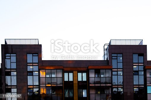 949087660 istock photo complex of apartment residential buildings 1157002157