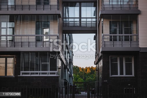 949087660 istock photo complex of apartment residential buildings 1157002986