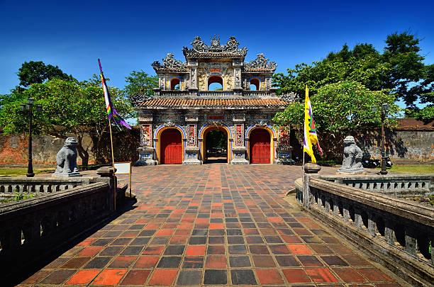 Complex of Hue monuments ,Vietnam Complex of Hue monuments ,Vietnam huế stock pictures, royalty-free photos & images