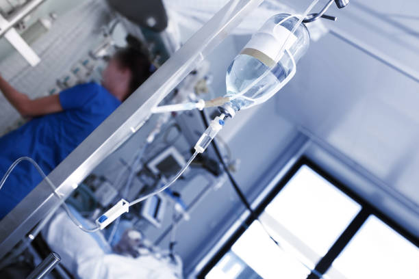complex of treatment in hospital - psychiatric ward stock photos and pictures