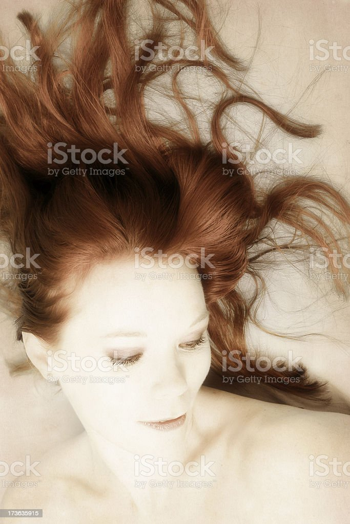 Complexion royalty-free stock photo