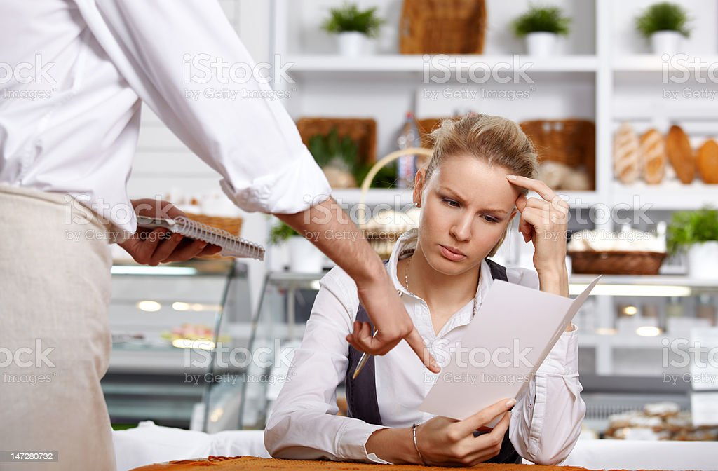 Complexity of a choice stock photo
