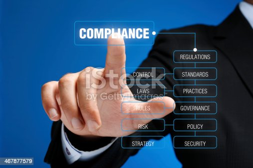 COMPLIANCE Concept on Interface Touch Screen
