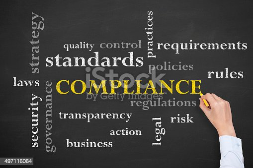 istock Compliance Concept 497116064