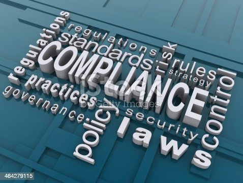 Compliance and related words